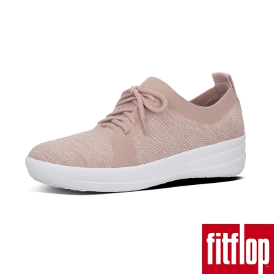 FitFlop TM-F-SPORTY UBERKNIT SNEAKERS-螢光粉