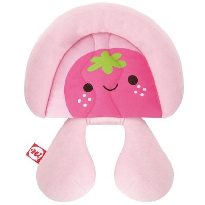 【拉孚兒 Naforye】頸頸相依護頭頸枕-草莓