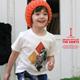 【The Shirts】彩色方塊個性短袖T恤 (共二色) product thumbnail 1