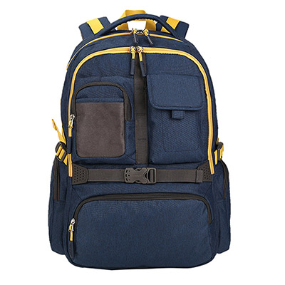 CARANY卡拉羊 17吋電腦休閒雙肩包 後背包 58-0023