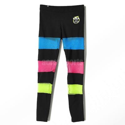 愛迪達Adidas Originals流行短褲女黑色