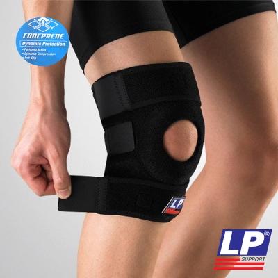 LP SUPPORT 高效開孔釋壓型膝護套(1雙) 758CA