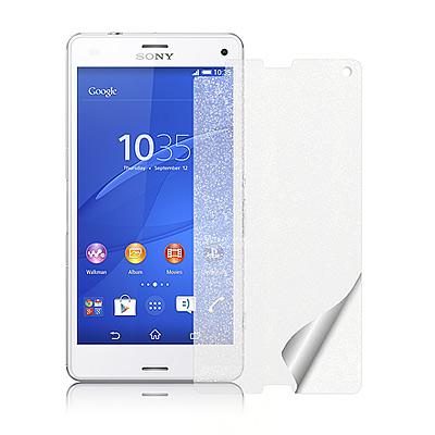 星砂 Sony Xperia Z3 Compact  金蔥鑽石螢幕保護貼