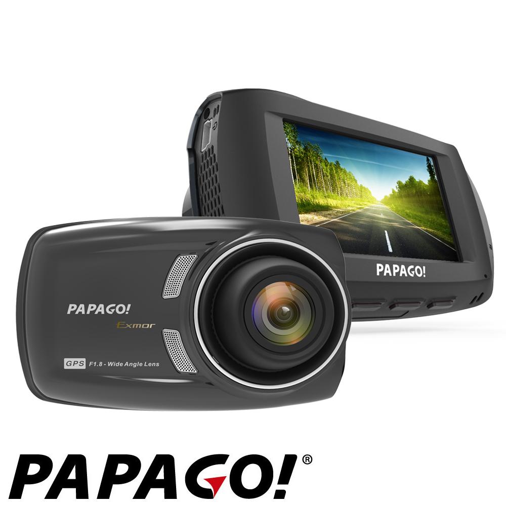 PAPAGO! GoSafe S36G GPS測速預警行車記錄器