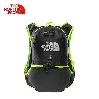 The North Face北面黑色戶外運動技術背包