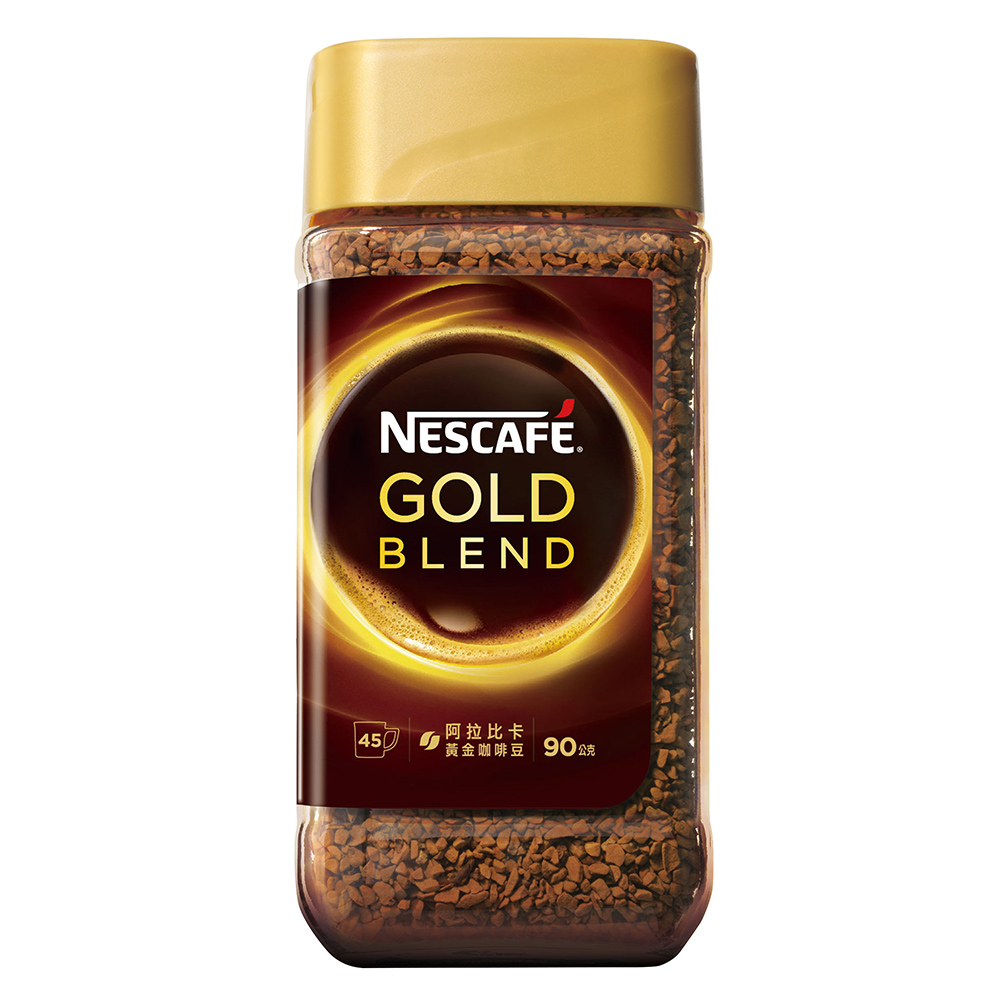 雀巢咖啡 金牌咖啡(90g)