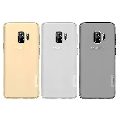 NILLKIN SAMSUNG Galaxy S9 本色TPU軟套