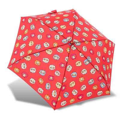 RAINSTORY彩色棉花羊抗UV輕細口紅傘