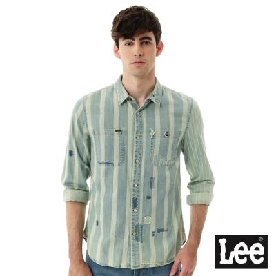 Lee 牛仔長袖襯衫