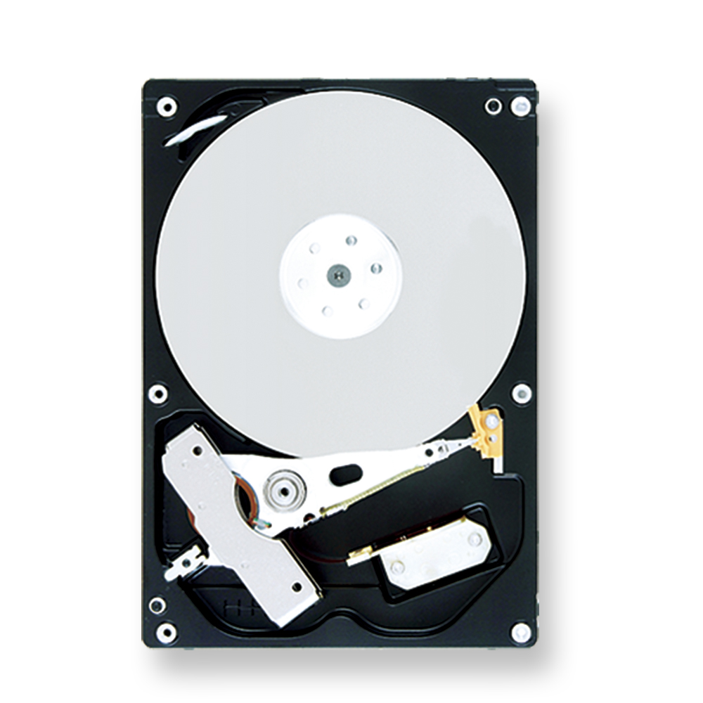 TOSHIBA 3.5吋 500G 7200 RPM/32M 內接式硬碟