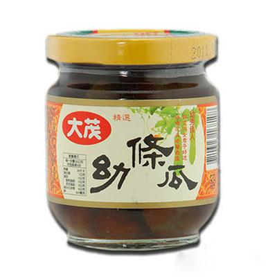 大茂 幼條瓜玻璃瓶(170gx6瓶)
