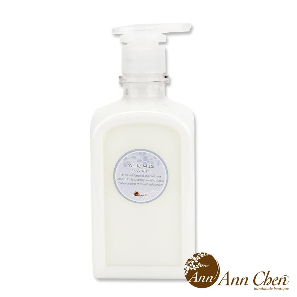 陳怡安手工皂-白麝香保濕身體乳500ml(大)