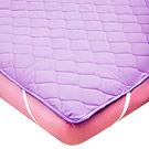 La Belle 繽紛炫彩 雙人平面式保潔墊-紫