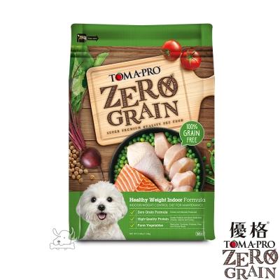 TOMA-PRO 優格 天然零穀食譜 成犬 體重管理配方 2.5磅