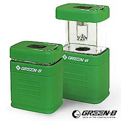 韓國GREEN-B 可掛式伸縮迷你LED帳篷燈 營燈 夜燈/露營/野餐