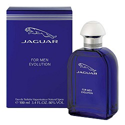 Jaguar Evolution for Men 藍色經典男性淡香水 100ml