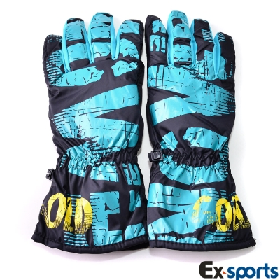 Ex-sports 防水保暖手套 超輕量多功能(男款-7332)