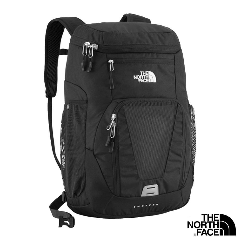 THE NORTH FACE SWEEPER 15吋電腦背包 黑