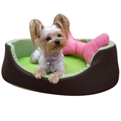 【亞曼達】《薄荷巧克力》造型狗屋/寵物床/床墊