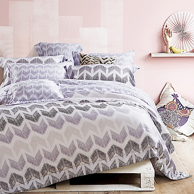 Lily Royal 天絲 雙人-六件式兩用被床罩組 宿本灰