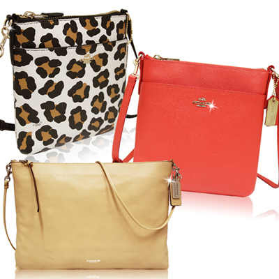 COACH-暢銷斜背包-手提包均一價-3888