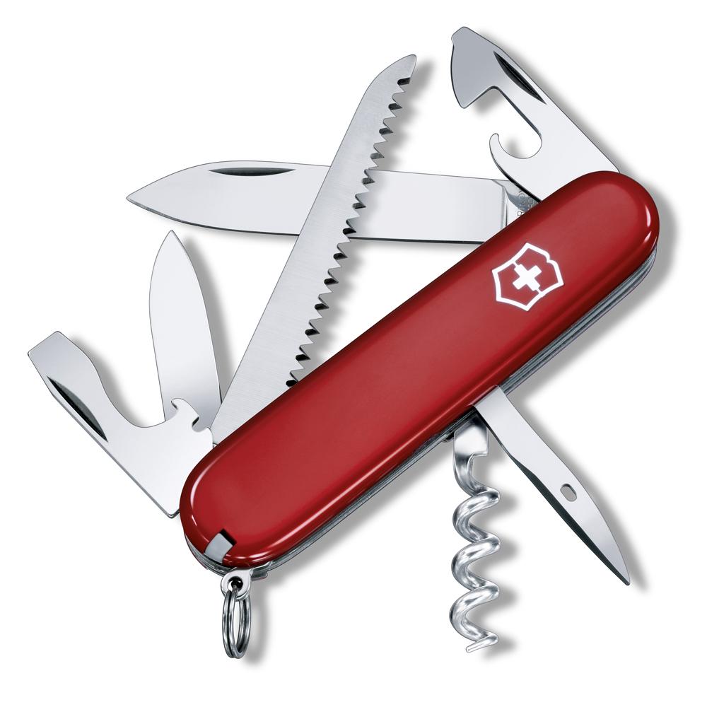 VICTORINOX 露營者13用瑞士刀