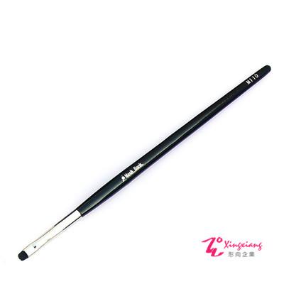 Xingxiang形向 圓刷 細部 眼影刷(小)(黑色原素) M110