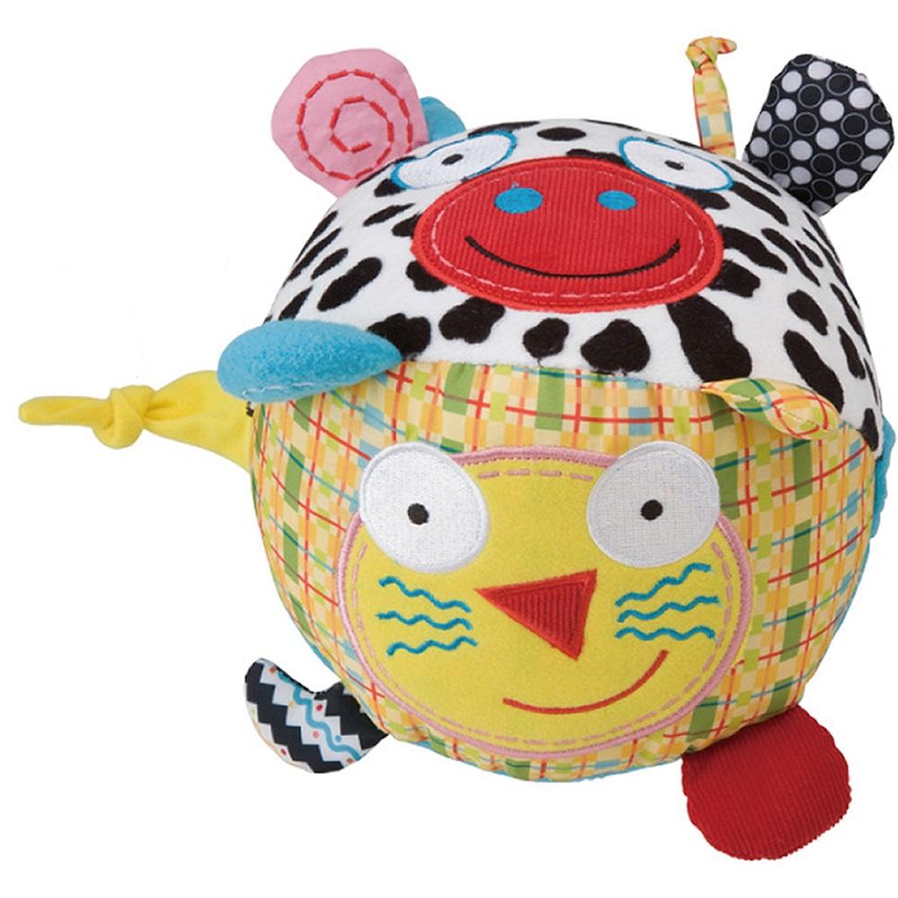 美國ALEX 農場動物滾球