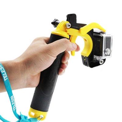TELESIN 40米 防水殼 槍扣攝錄組合 for GoPro Hero 5