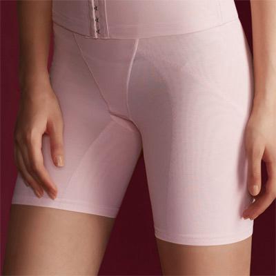 華歌爾-美姿極塑64-82骨盆束褲(粉紅晶)