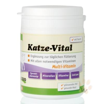 ANIBIO德國家醫寵物保健系統-Katze-Vital貓王每日維他粉120g