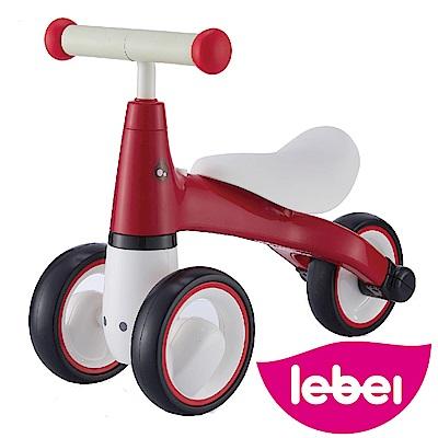 lebei 樂貝幼兒平衡滑步車-賽車紅
