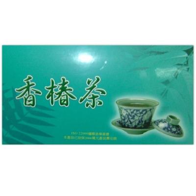 【鈺祥金線蓮】香椿茶/36包入(2盒)