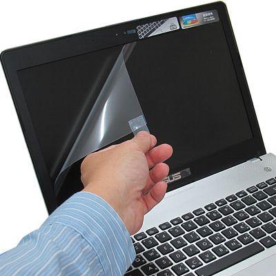 Ezstick 靜電式螢幕保護貼-ASUS N46 N46VM 專用