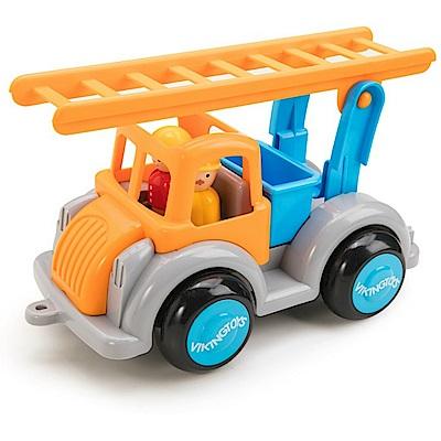 瑞典Viking Toys維京玩具-消防車