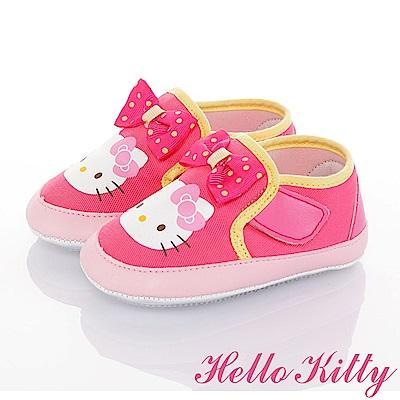 HelloKitty輕量柔軟減壓寶寶學步童鞋-桃