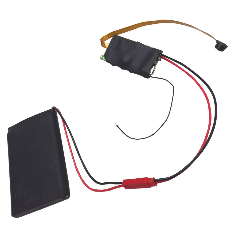 監視器攝影機 - KINGNET 1080P 超迷你微型針孔攝影機 微型密錄器支援32GB