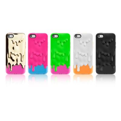 SwitchEasy Melt iPhone5C冰淇淋溶化造型保護殼