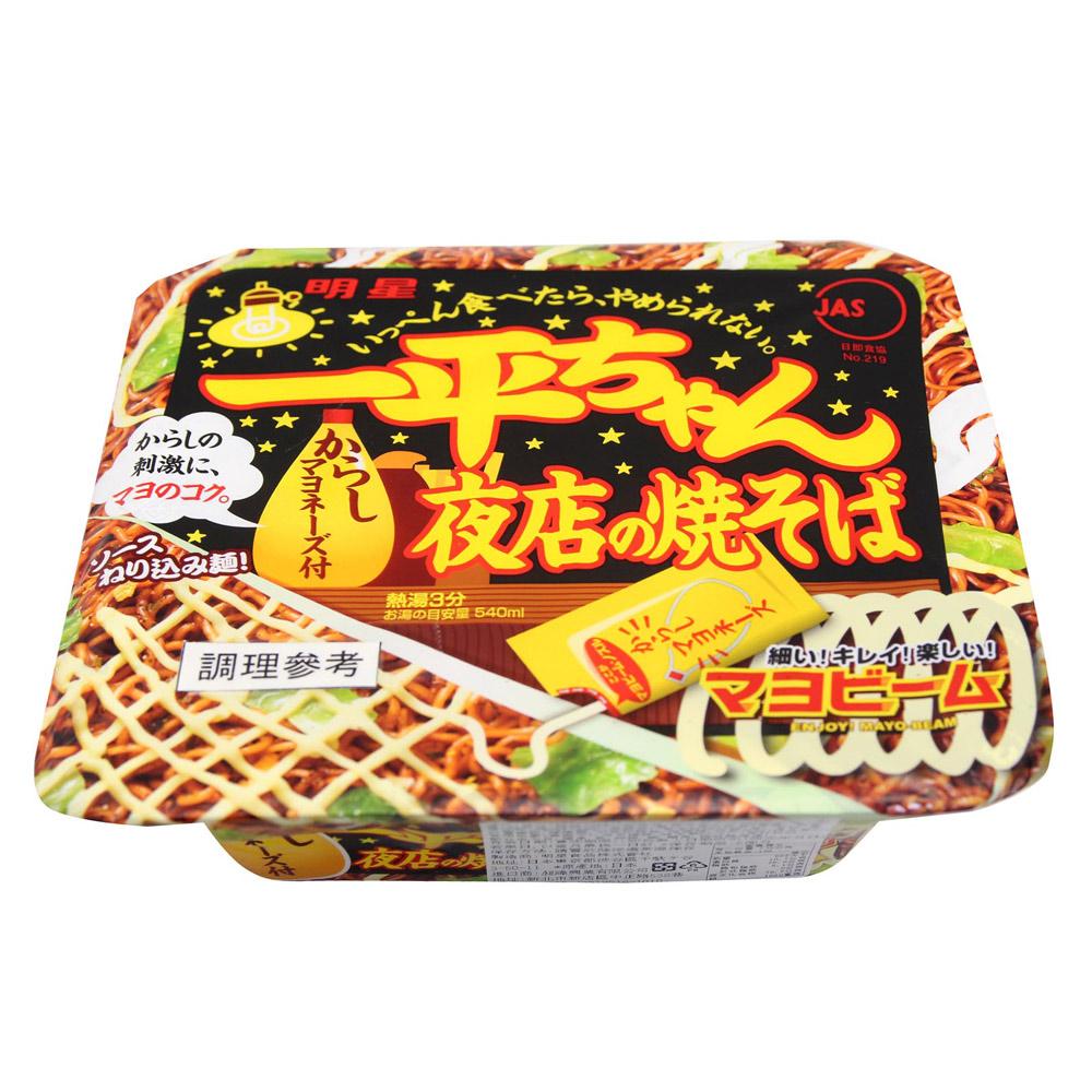 !明星食品 一平夜店炒麵(135g)