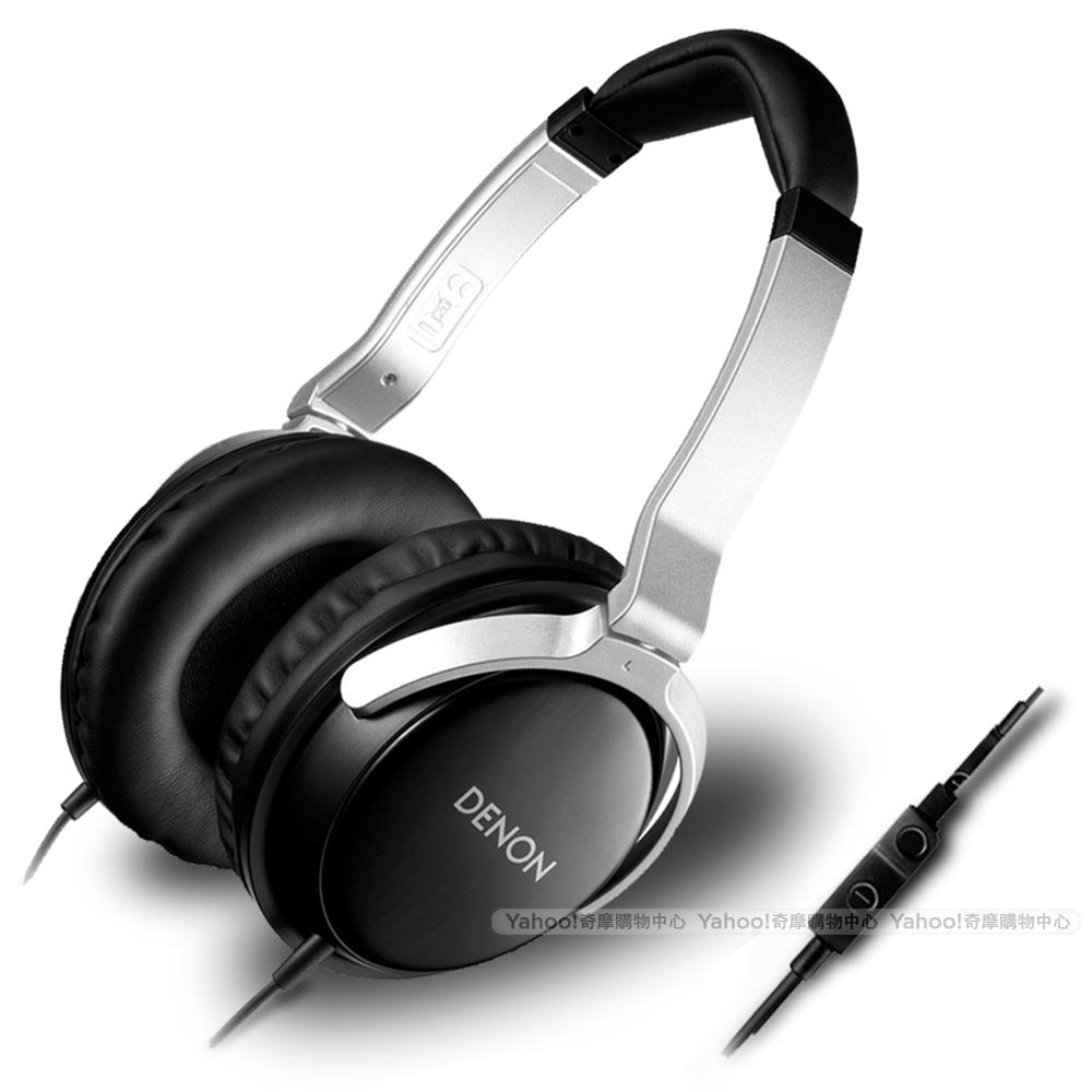 DENON AH-D510R Over-Ear Headphone 附線控耳罩耳機