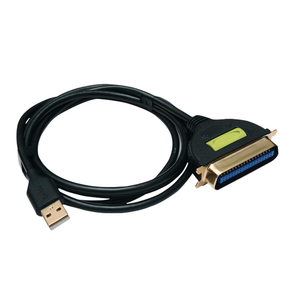 小比科技- 印表機轉接線 - 1.5米(USB 轉 DB36 / IEEE1284)-三入