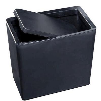 G-SPEED 車用垃圾桶方型-黑