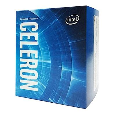 Intel第七代 Celeron G3930 雙核心處理器