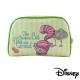 Disney迪士尼愛麗絲夢遊仙境方型皮革化妝包/萬用包-柴郡貓 product thumbnail 1