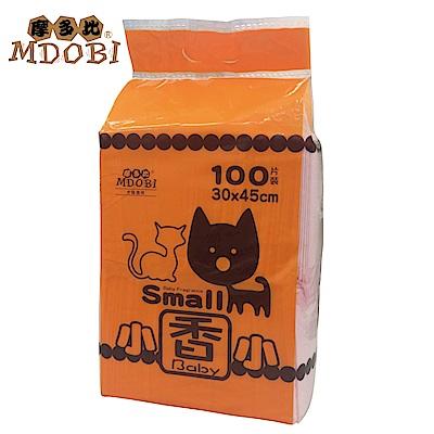 MDOBI摩多比-baby花香寵物用尿布 S號-30x45-100枚