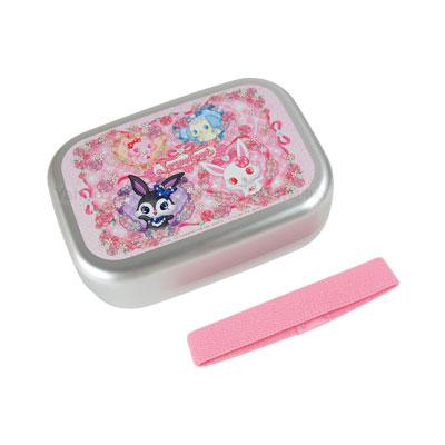輕量小餐盒-寶石兔