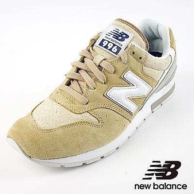 NEW BALANCE復古運動鞋-男MRL996JY咖啡色