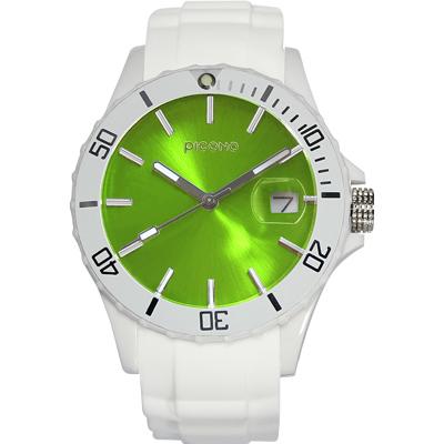 PICONO -  BALLOON COLOR 手錶 - 蘋果綠/48mm