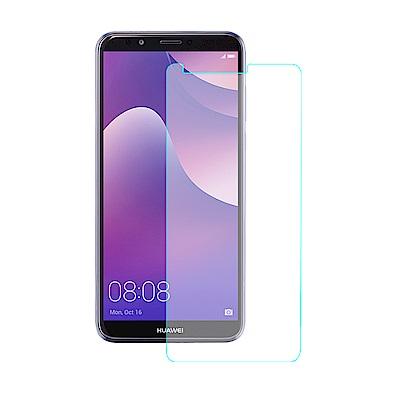 【SHOWHAN】HUAWEI Y7 prime (2018) 9H鋼化玻璃保護...