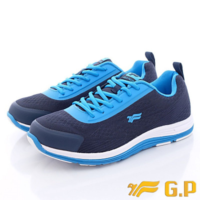 GP運動-超輕量運動款7521M-20藍色(男段)
